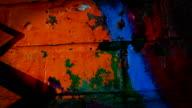 Grunge Graffiti Loopable Background HD/SD video