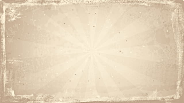 grunge sepia rays loopable background video