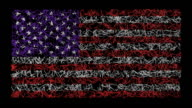 Grunge Stars and Stripes video