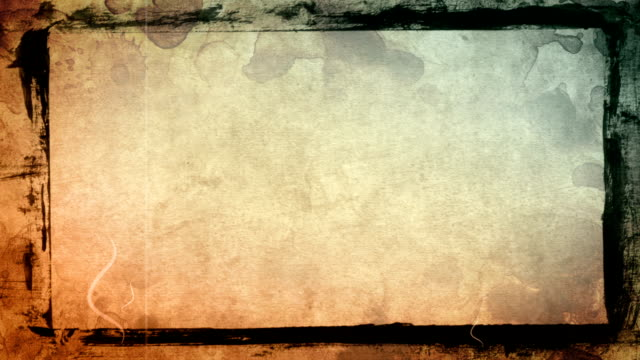 grunge textures and frame loopable background video