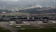 Guarulhos International Airport  - Aerial View - São Paulo, Guarulhos, Brazil video