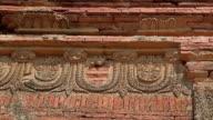 Gubyaukgyi Temple  in Bagan, Nyaung U, Burma. video