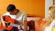 Guitar & Laptop VJ Jib Down 1 video