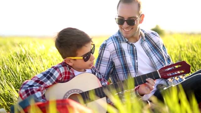Guitar for enjoyment video