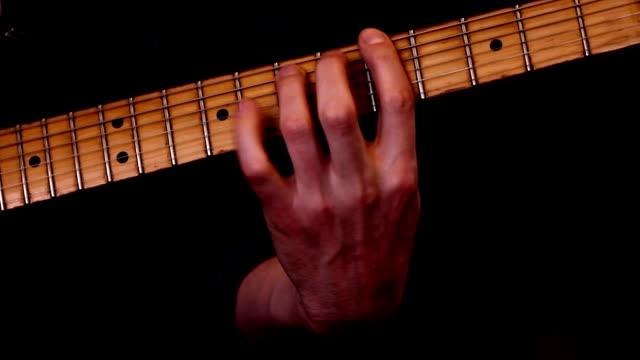 Guitar player (HD) video