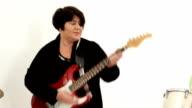 Guitar solo video
