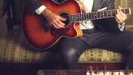 Guitarist Playing Guitar video