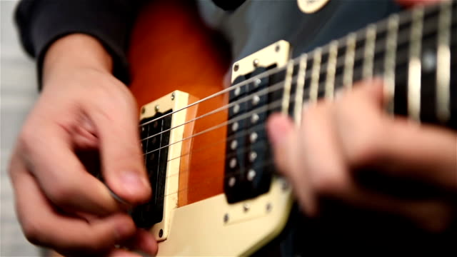 Guitarist Plays Rock Music video
