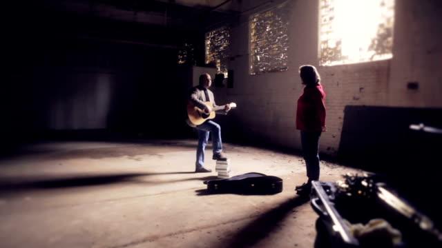 Guitarist video