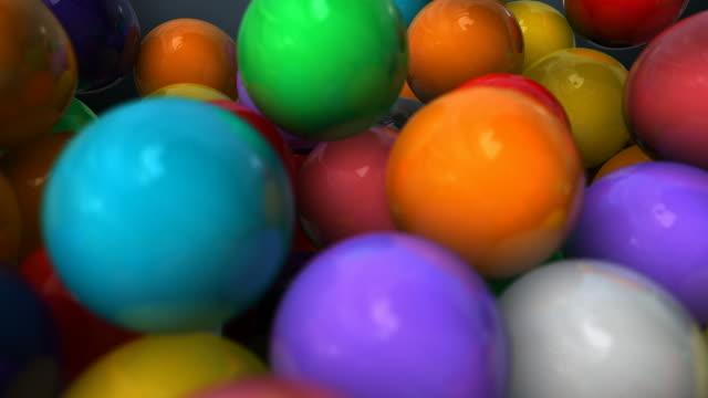 gum balls pan out video