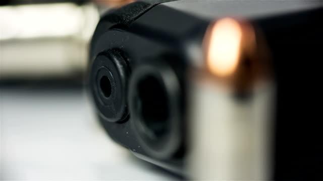 Gun Barrel Close Up Spin video