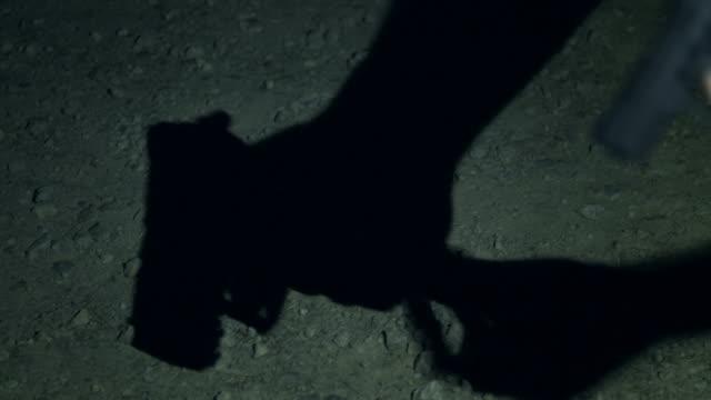 Gun shadow video