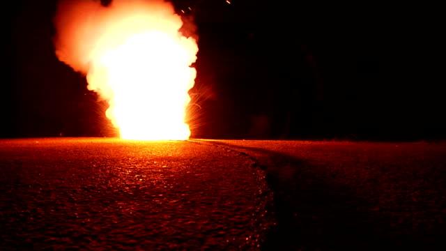 Gunpowder Blast video