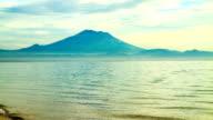 T/L Gunung Batur From Sanur Beach video