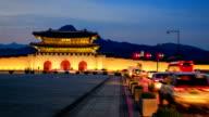 Gyeongbokgung Palace video