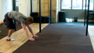 gym - Handstand Walk video
