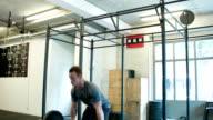 gym - Shoulder Press video