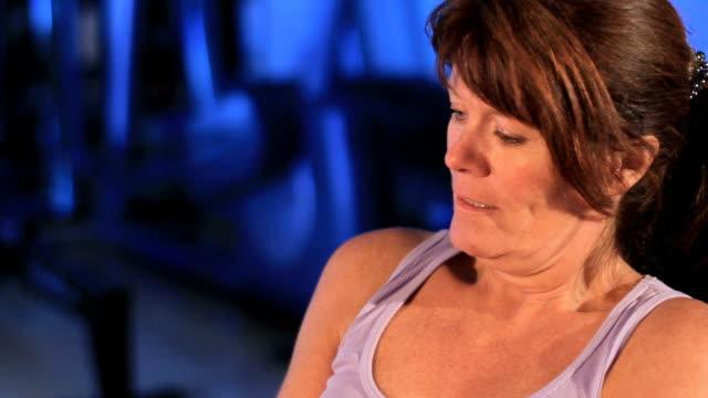 Gym Woman video
