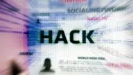 Hack Button (White) video