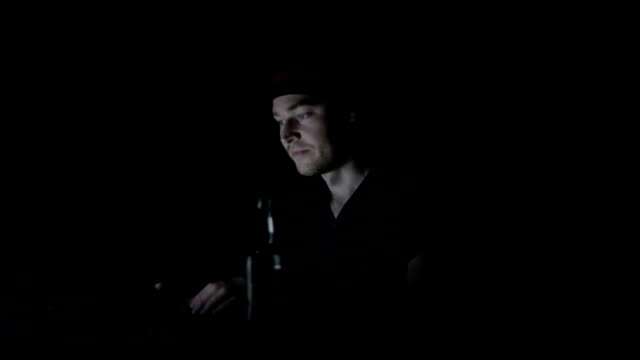 Hacker In The Dark video