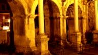 HD: Hadrian door & Antalya &Historical & Turkey video