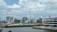 Hafencity docks, Hamburg, Germany video