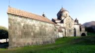 Haghpat Monastery, medieval Armenian monastery complex, Armenia video