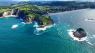 Hahei Beach video