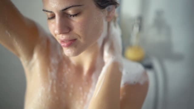 Hair and body wash video