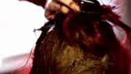 HD: Hair Dyeing video