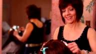 Hair Salon Stylist video