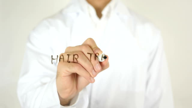 Hair Transplant, Written on Glass video