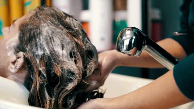 hairdresser video