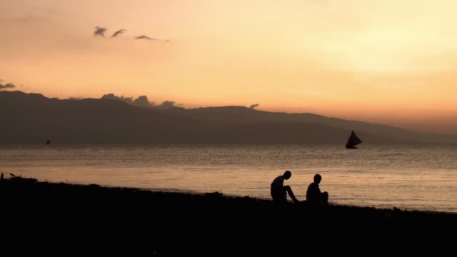 Haiti Sunset video