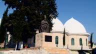 Haji Bektash Veli Statue video