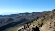 Haleakala Crater, Haleakala National Park, Maui, Hawaii video