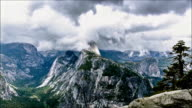 Half Dome In The Clouds video