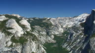 Half Dome pan from Glacier Point video