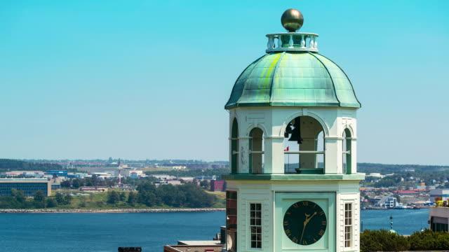 Halifax Town Clock video