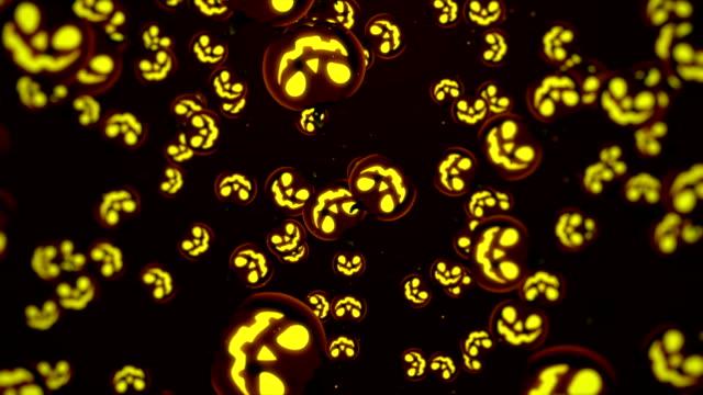 Halloween Background video
