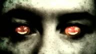 Halloween eyes (jack o´lantern) - Loop video