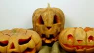 Halloween Jack Lantern video