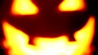 halloween pumpkin glow in the dark video