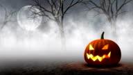 Halloween Pumpkin video