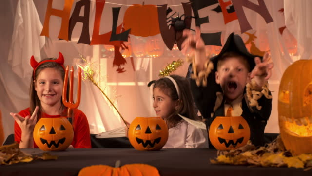 HD DOLLY: Halloween Theatrical Performance video