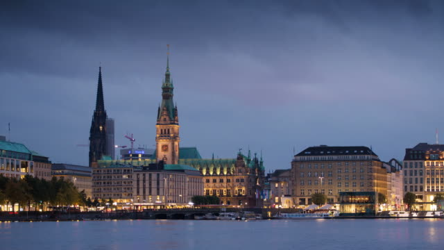 TIME LAPSE: Hamburg video