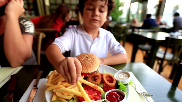 hamburger video