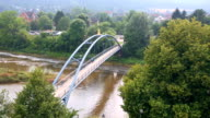 Hameln (city in Germany), camera pan video