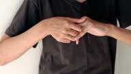 Hand and Arm Scratch video