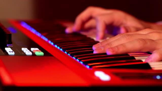 DJ Hand At  The Recording Studio video